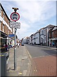 SU8604 : Chichester, South Street by Mike Faherty