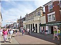 SU8604 : Chichester, Buttermarket by Mike Faherty
