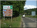 NJ6925 : A96 heading east, Bridge of Carden by JThomas