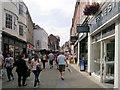 SU4829 : Winchester High Street by David Dixon