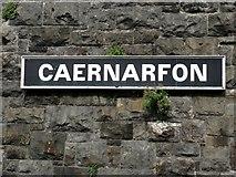 SH4862 : Caernarfon - 2013 by Helmut Zozmann