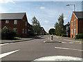 TG1805 : Brambling Lane, Cringleford by Adrian Cable