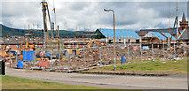 J3272 : The Village redevelopment area, Belfast - July 2014(1) by Albert Bridge
