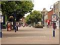 SZ6199 : Gosport High Street by David Dixon
