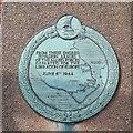 SZ6299 : D-Day Memorial by David Dixon