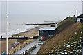 TG3136 : Beach Cafe, Mundesley by Robin Webster