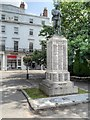 SP3165 : War Memorial, Royal Leamington Spa by David Dixon