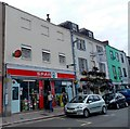 SX8751 : Spar and Dartmouth Post Office by Jaggery