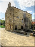 SD8122 : The Weavers' Cottage, Rawtenstall from Bacup Road by David Dixon