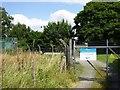 ST6149 : Sewage treatment works by Alex McGregor