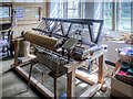 SD8122 : Weavers' Cottage Museum, Warping Mill by David Dixon