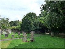 SO9700 : St Matthew, Coates: churchyard (C) by Basher Eyre