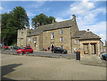 NY9650 : The Lord Crewe Arms, Blanchland by Pauline E