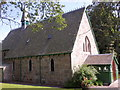 NO5899 : Christ Church (Scottish Episcopal), Kincardine O'Neil by Stanley Howe
