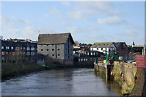 TQ4210 : River Ouse, Lewes by Robin Webster