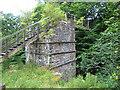 NY6951 : Footbridge over the Barhaugh Burn by Oliver Dixon