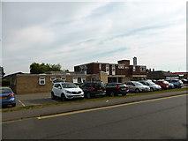 TF0920 : The old health centre by Bob Harvey
