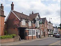 TQ1649 : The Cricketers, Dorking by David960