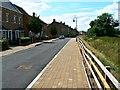 SU1482 : West along Stonehenge Road, Wichelstowe, Swindon by Brian Robert Marshall