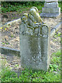 SK7961 : Gravestone in St Giles Churchyard by Alan Murray-Rust