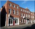 SO8932 : Slatter's Bistro in Tewkesbury by Jaggery