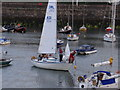 O2329 : How to pick up a mooring under sail by Ian Paterson