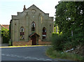 SK7965 : Former chapel, Station Road, Sutton-on-Trent by Alan Murray-Rust