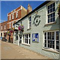 TF3624 : High Street, Holbeach by Dave Hitchborne