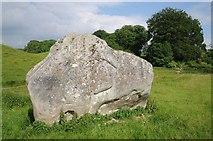 SU1070 : Standing Stone, Avebury by Philip Halling