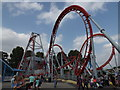 SK1901 : G-force roller coaster (2) by Richard Hoare