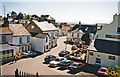 SX9884 : Lympstone, seen from the Station, 2000 by Ben Brooksbank