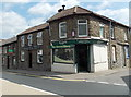 ST0290 : The Corner Shop and Cymmer Fish Bar, Cymmer, Porth by Jaggery