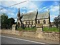 NY8893 : St John's Church, Otterburn by Bill Henderson