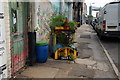 TA0928 : Floral display on Humber Street, Hull by Ian S