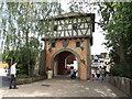TQ1762 : Entrance to Transylvania by Richard Hoare