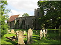 TL0775 : The Church of St Peter at Molesworth by Peter Wood