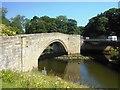 NU2406 : Warkworth 14th Century Fortified Bridge by Bill Henderson