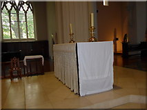 TQ2678 : Saint Mary The Boltons: altar by Basher Eyre
