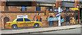 SU7173 : Mural Panoramic by Bill Nicholls