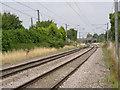 SK7965 : East Coast Main  Line by Alan Murray-Rust