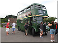 TL4903 : Posing with the bus by Stephen Craven
