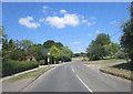 SU8698 : Warrendene Road junction with Bramley End by Stuart Logan