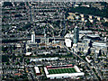 TQ1777 : Griffin Park from the air by Thomas Nugent