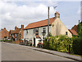SK7968 : The Crown, Normanton-on-Trent by Alan Murray-Rust