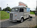 SJ3265 : Hawarden Estate Farm Shop Delivery Van by Jeff Buck
