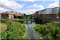 SK9669 : The River Witham at Bargate Sluice by Tim Heaton