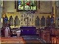 SY0885 : Chancel, St. Michael's, Otterton by nick macneill