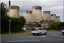 SE4724 : Ferrybridge Power Station by Ian S