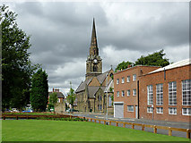 SO9098 : St Mark's Street, Wolverhampton by Roger  Kidd