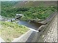 SN9264 : Caban Coch Dam by Rob Farrow